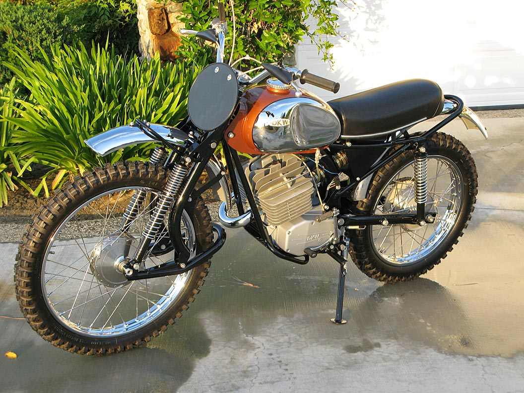 Dkw Motocross on 1971 Honda Ct70 Bikes