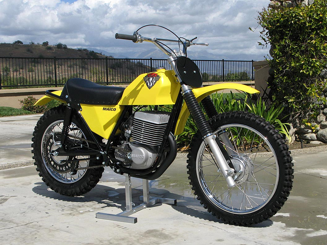 1971 maico mc 501 the owen collection
