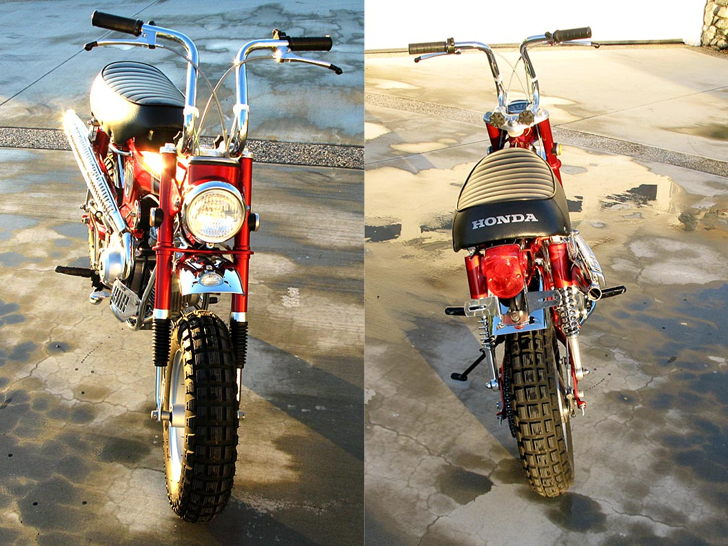 1969 Honda CT70 | The Owen Collection