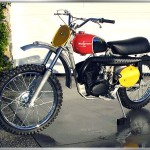 1969 Husqvarna 400 Cross