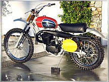 69 Husqvarna 360 cross