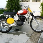 1969 Husqvarna 400 Cross - Internal Coil